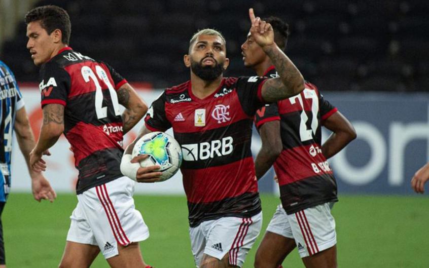 Ceni confirma Gabigol entre os relacionados do Flamengo para enfrentar o Racing