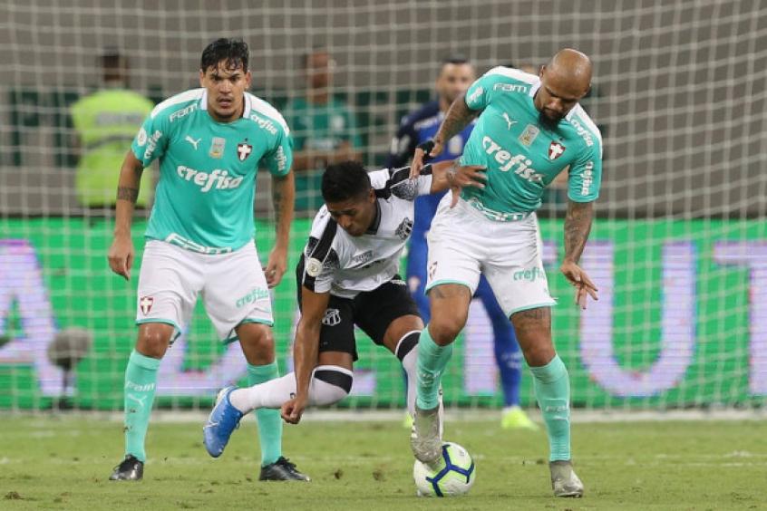Palmeiras X Ceara Onde Assistir Arbitragem E Escalacao Lance