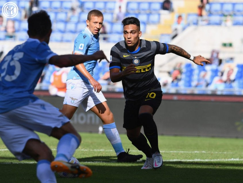 Lazio e Inter de Milão ficam no empate no Campeonato ...