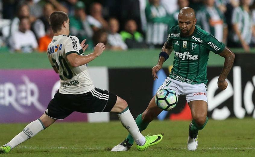 Palmeiras Coritiba