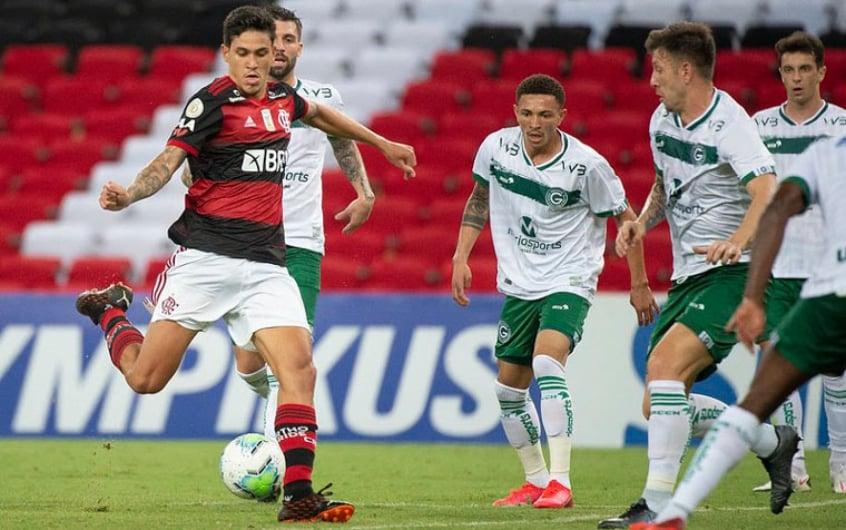 [PRÓXIMO JOGO] Saiba onde assistir, horário e informações de Goiás x Flamengo