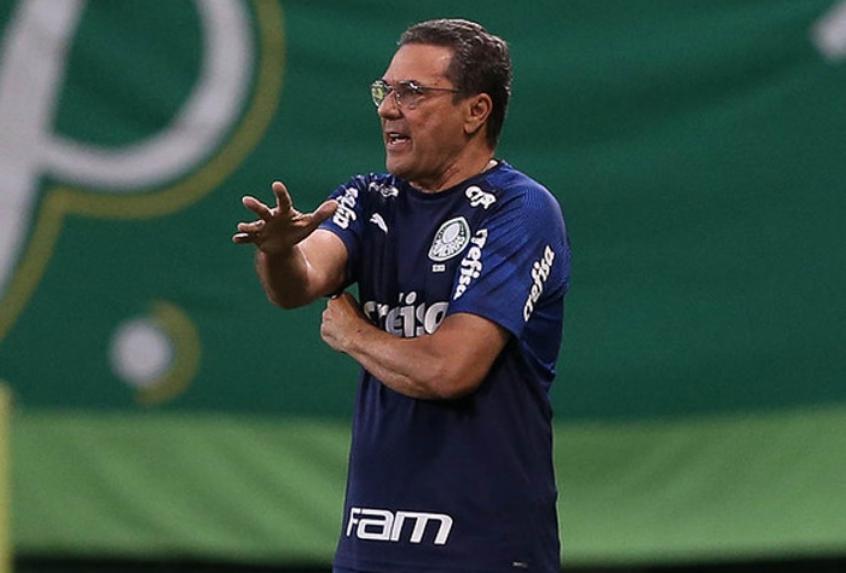 CAIU! Luxemburgo não é mais treinador do Palmeiras