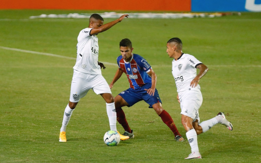 Disputa - Bahia x Atlético MG