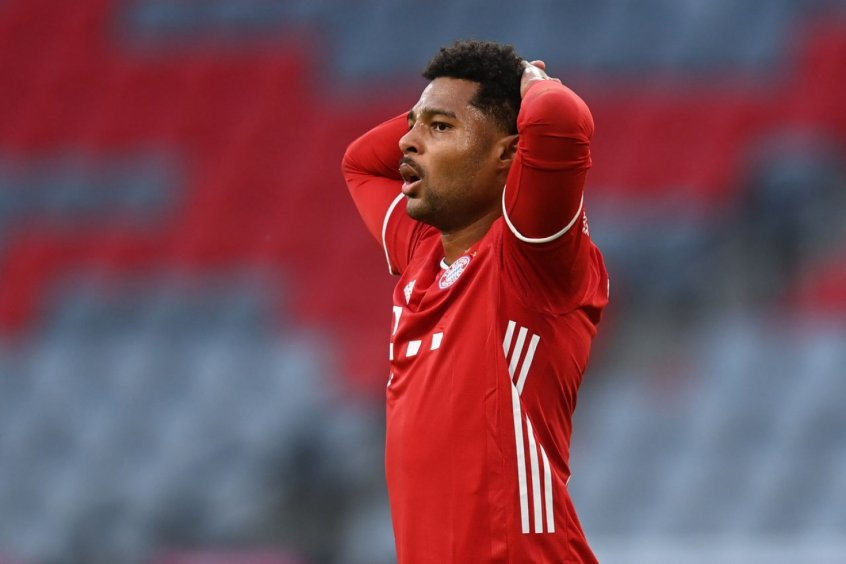Gnabry - Bayern de Munique