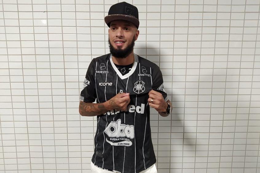 Ex-Flamengo acerta com o Rio Branco para disputa do Capixaba