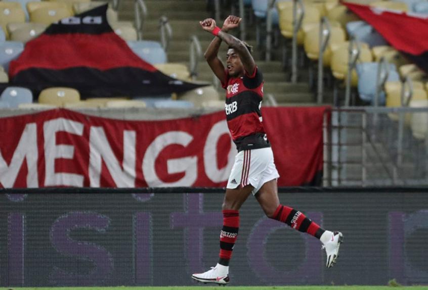 Perfeição aérea, FIFA destaca gol de Bruno Henrique à la Cristiano Ronaldo