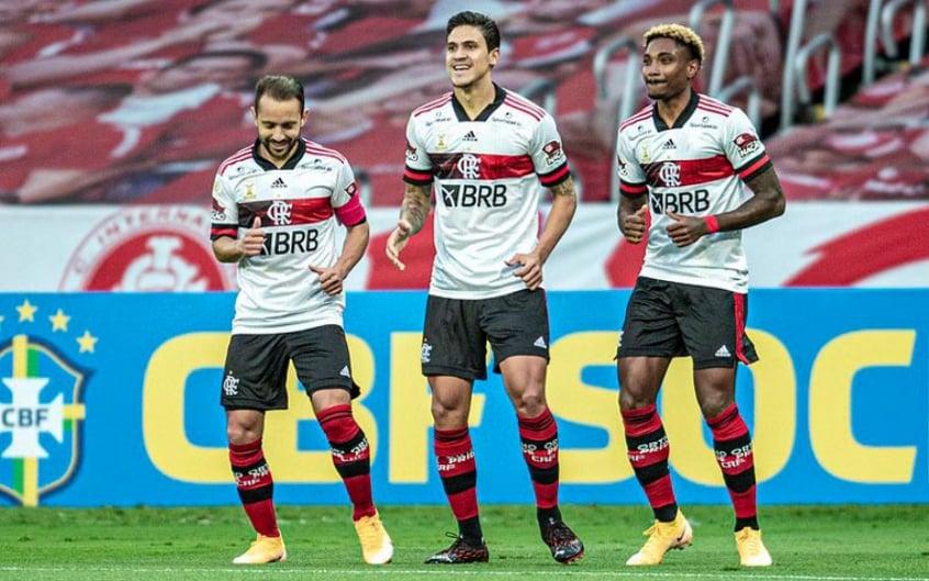 O que fica para o Flamengo além do ponto no Beira-Rio