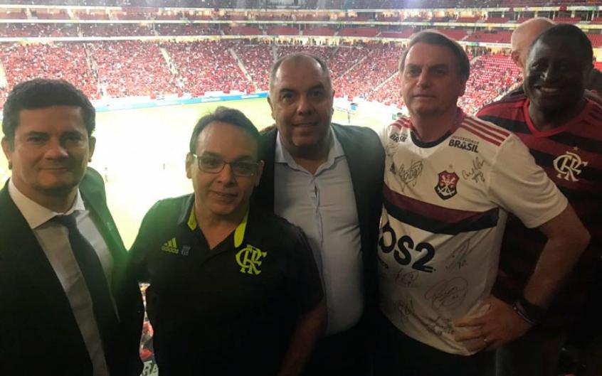 Conselho de Grandes Beneméritos do Fla elegeu Kleber Leite e Braz; políticos são nomeados sócios honorários