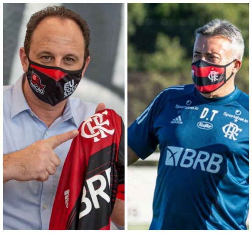 Era um time vulnerável, André Rizek diz que Flamengo melhorou após chegada de Rogério Ceni
