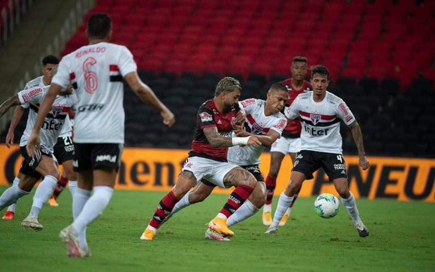[PRÓXIMO JOGO] Saiba onde assistir, horário e informações de São Paulo x Flamengo