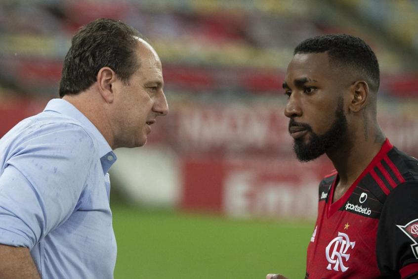Para encarar o Fluminense, Fla deve ter duas mudanças em relação ao time que pegou o Fortaleza