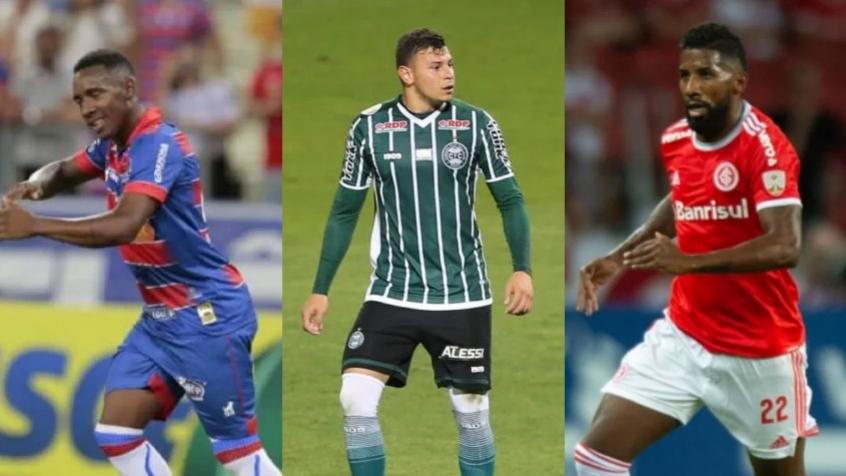 Confira a situa��o dos atletas emprestados pelo Flamengo