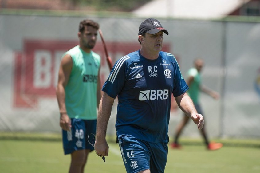 Entra Ceni, sai Dome e o Flamengo continua refém de Jesus