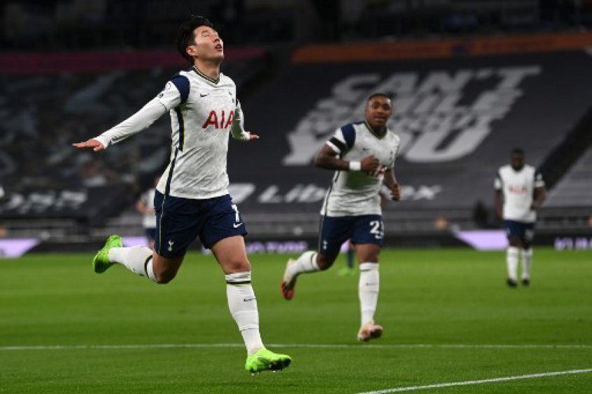 Tottenham E Letal Aproveita Falhas Do Manchester City E Vence Pelo Ingles Lance
