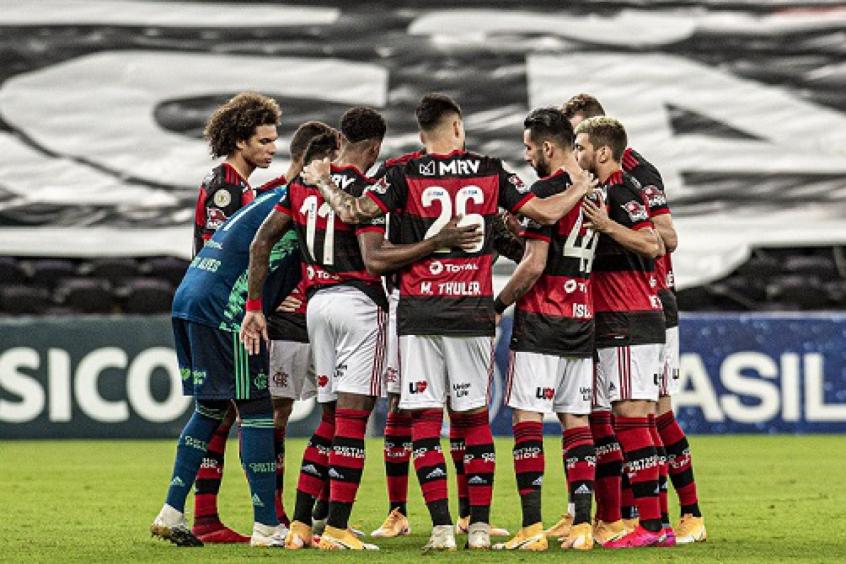 Flamengo recupera confiança, mas gol sofrido acende sinal de alerta