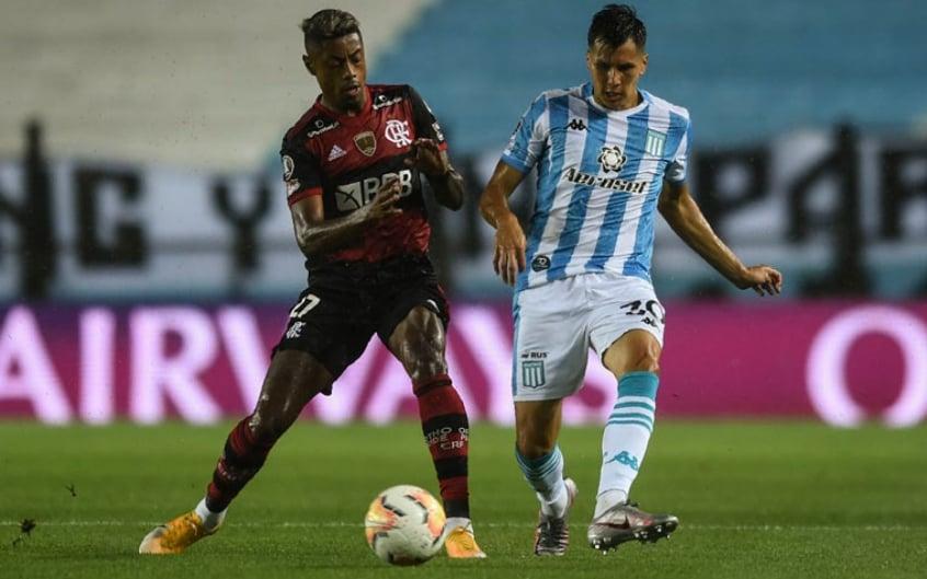 Flamengo empata com o Racing e decisão fica pro Maracanã