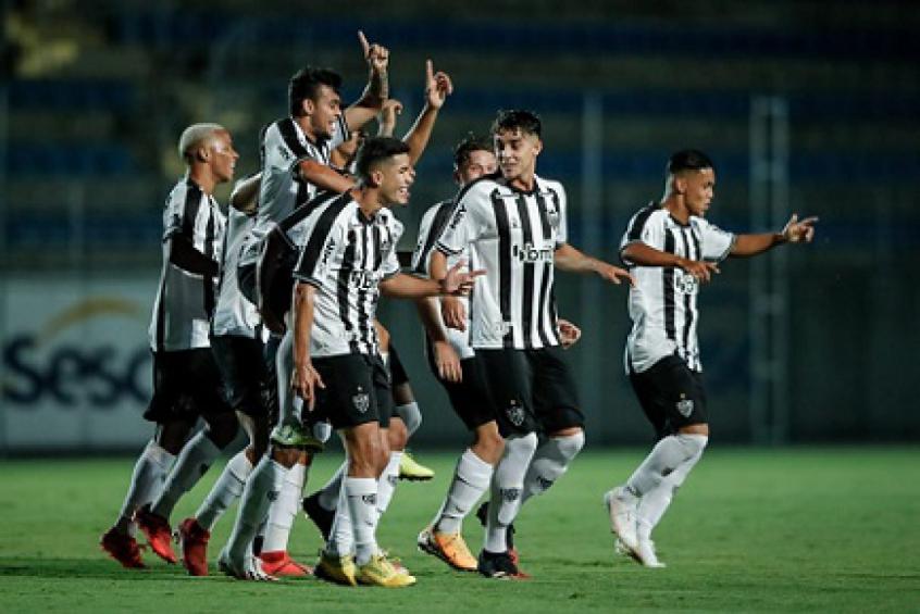 Brasileiro: Sub-20 do Galo derrota o Flamengo em BH