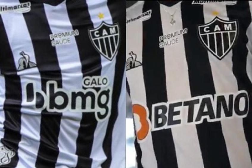 Atletico Mg E Bmg Se Acertam Sobre Novo Contrato E A Posicao Que O Banco Ocupara Na Camisa Alvinegra Lance