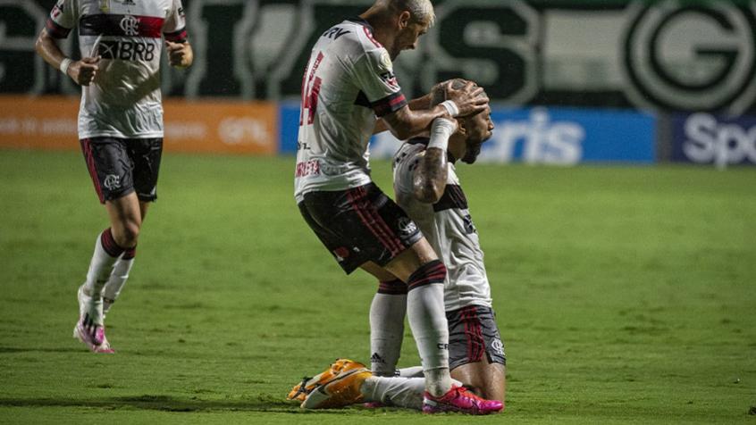 Sem tempo a perder, Flamengo já mira confronto com o Palmeiras