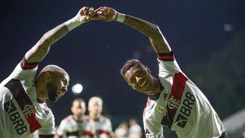 Flamengo assume posto de melhor visitante do Brasileirão