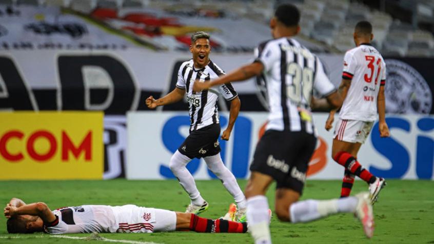 Flamengo ainda não venceu contra o G6 do Brasileirão