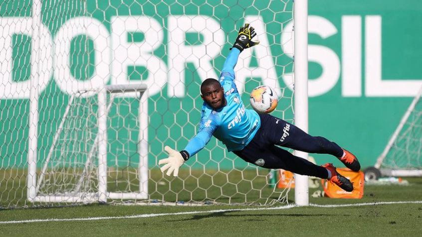 Sub-20: Goleiro Leandro se despede do Palmeiras após três anos