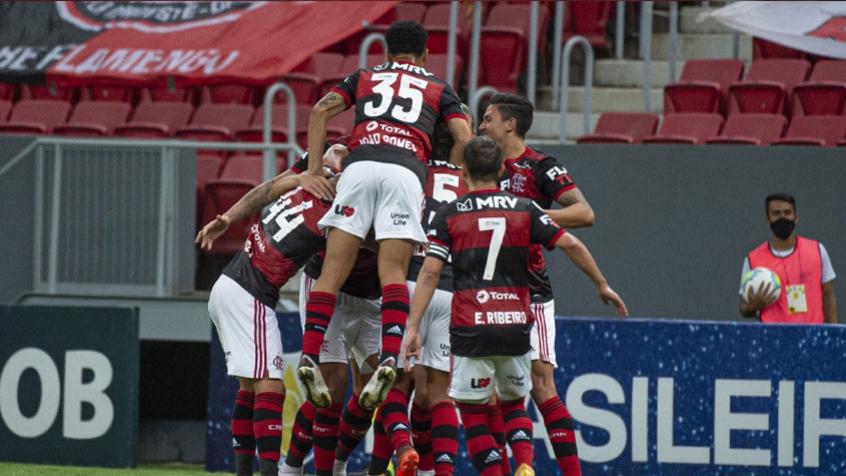 Brasileirão: Flamengo só depende de si para ser octacampeão