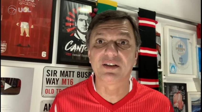 Hoje, o Flamengo é a maior vítima do calendário, aponta Mauro Cezar