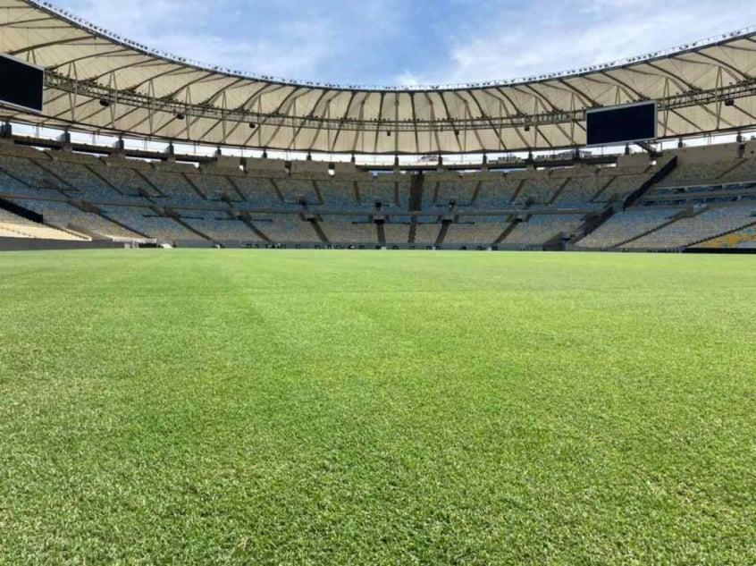 Prefeitura do Rio libera público com 50 da capacidade do estádio em jogos na cidade