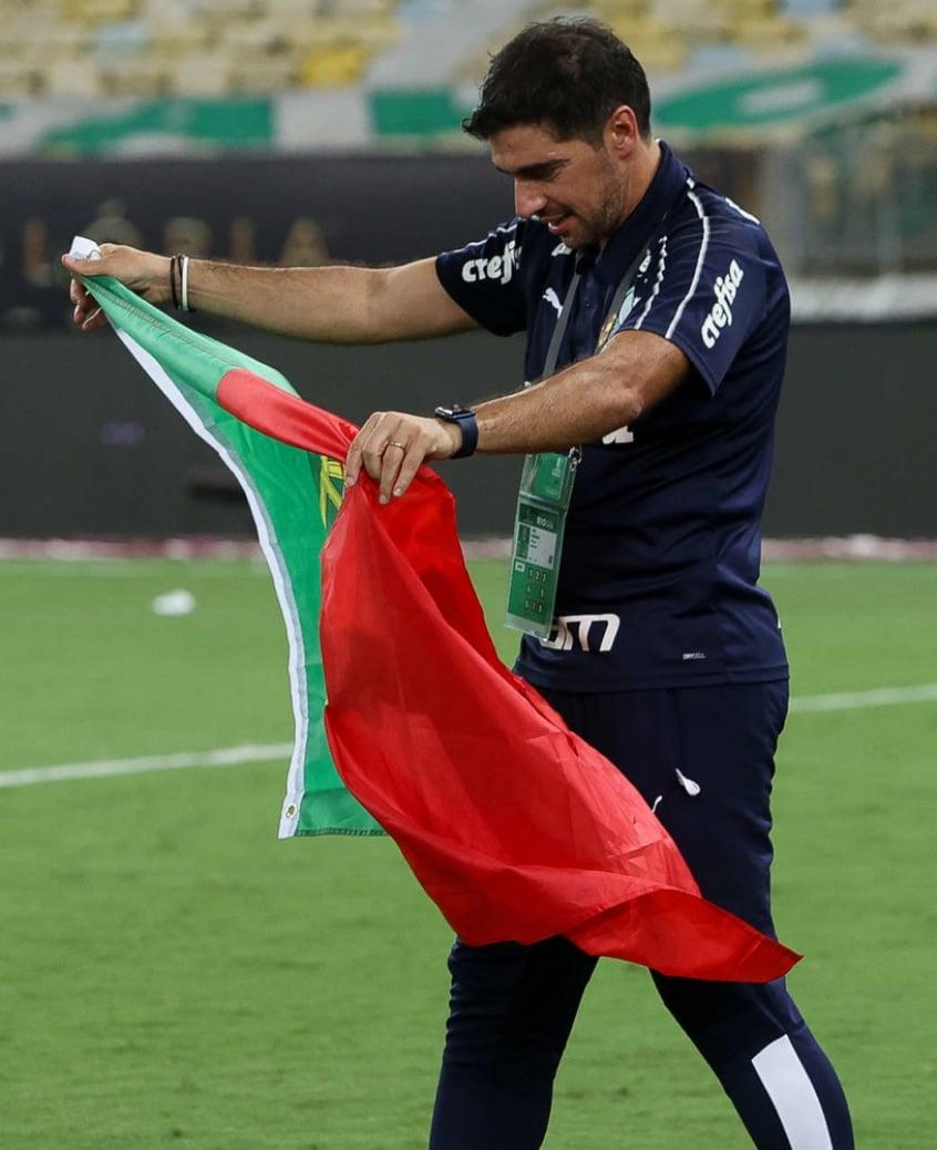 Campe U00e3o Da Libertadores Abel Ferreira N U00e3o Se Acomoda