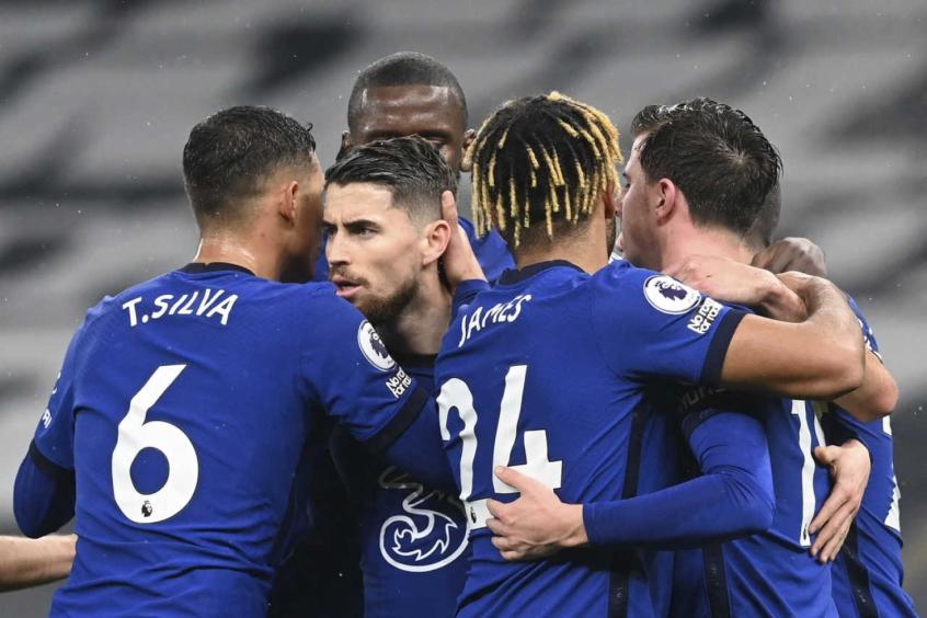 Ingles Chelsea Vence O Tottenham Em Classico Londrino E Sonha Com G 4 Lance