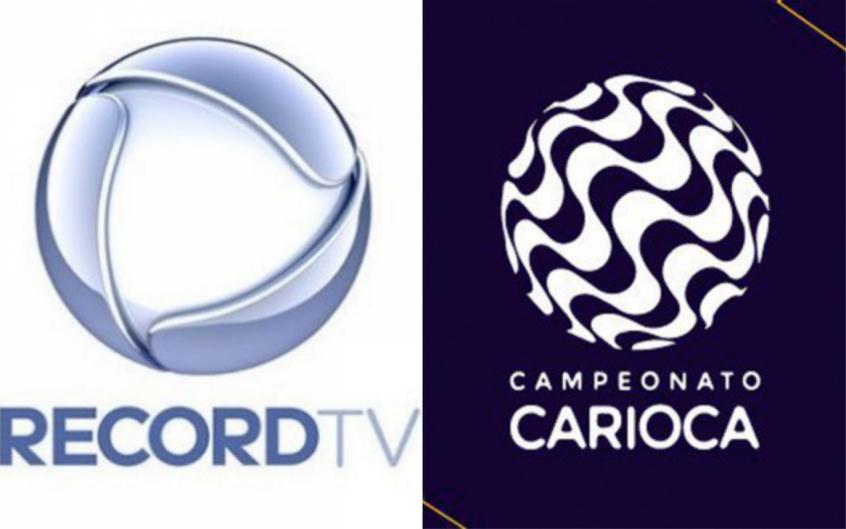 Problema técnico da Record TV pode impedir que torcedores do Rio assistam aos jogos do Campeonato Carioca