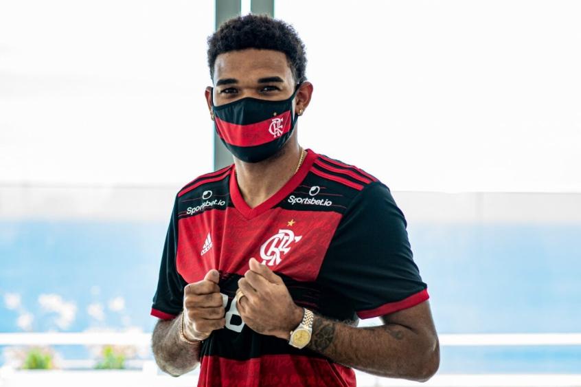 Novo reforço do Fla vinha tendo bons números no Português