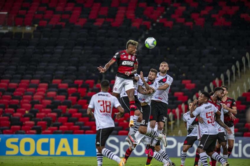 Bruno Henrique - Flamengo x Vasco