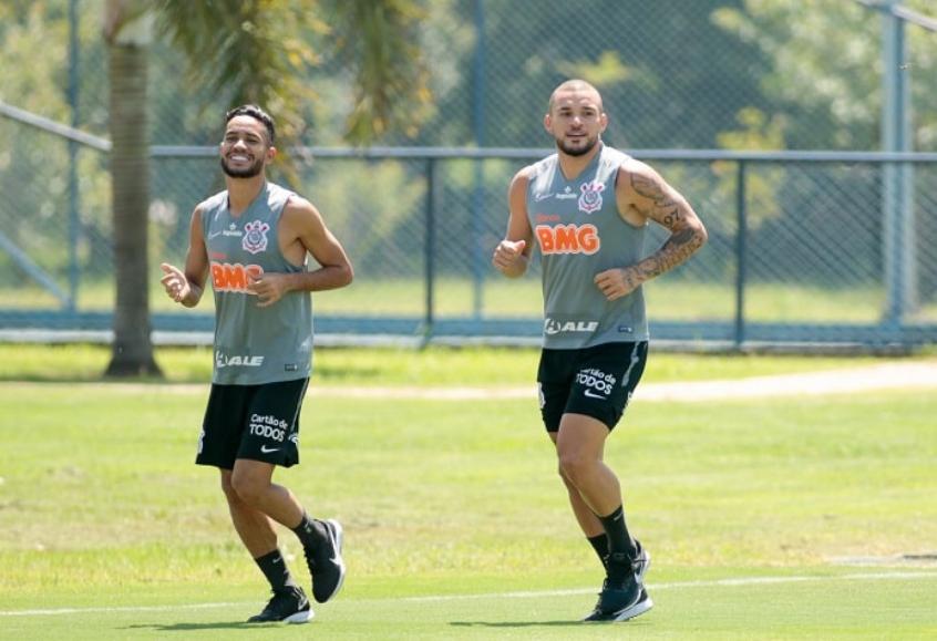 Mancini explica por que André Luis não está reintegrado ao elenco do Corinthians:
