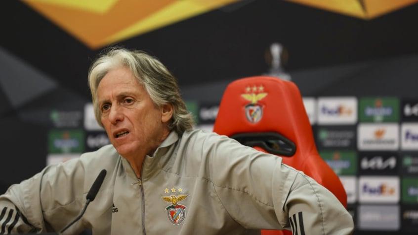 O fantasma de Jorge Jesus continua sobrevoando o Flamengo