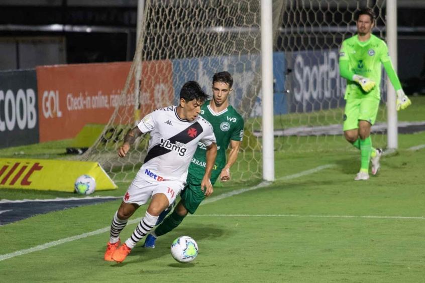 Vasco x Goiás
