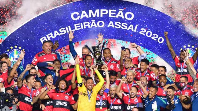 Flamengo doa medalha do Brasileirão para leilão beneficente