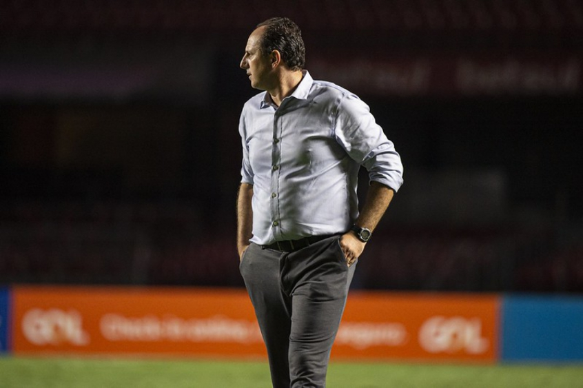 Rogério Ceni destaca luta dos jogadores e reafirma desejo de seguir no Flamengo