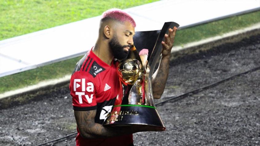 Entenda a situação de Gabigol na Supercopa do Brasil