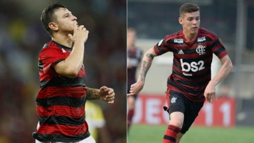 Hugo Moura e Ronaldo voltam a ter seus contratos com o Flamengo no BID; veja a situação da dupla