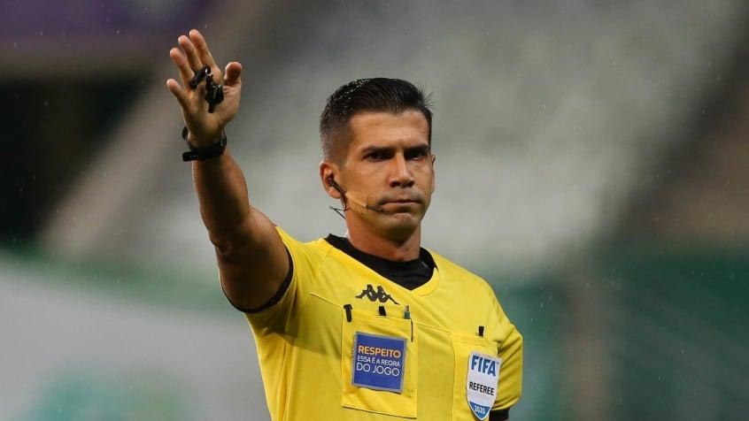 CBF confirma Bruno Arleu de Araújo como árbitro da finalíssima da Copa do  Brasil entre Palmeiras e Grêmio | LANCE!