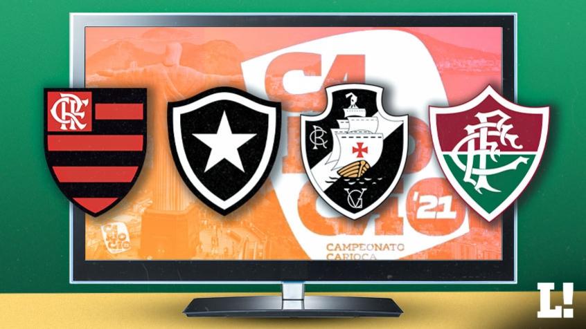 Modelo de transmissão do Carioca 2021 divide opiniões entre especialistas e clubes