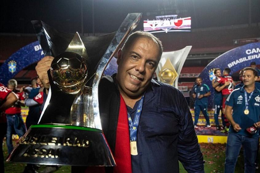 Vice-presidente do Flamengo revela necessidade do clube vender titular absoluto
