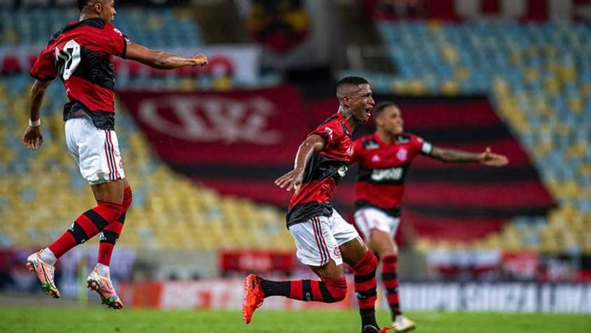 Max se emociona com estreia e gol pelo Flamengo: 'Foi a melhor coisa que aconteceu na minha vida' | LANCE!