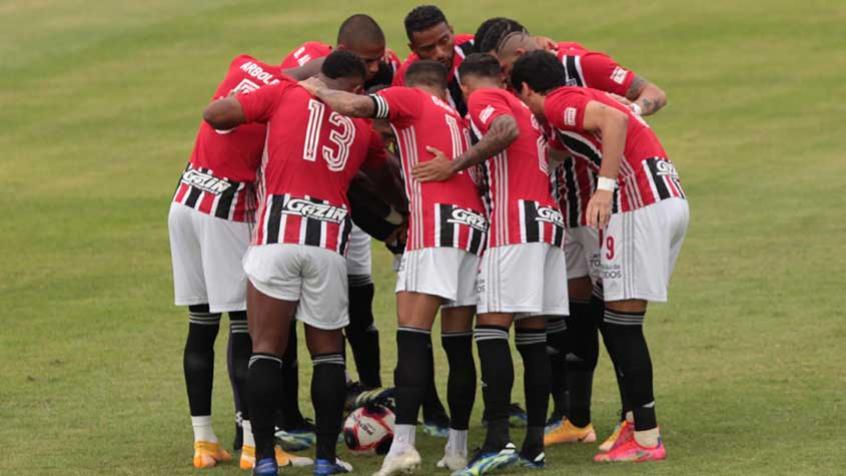 Inter de Limeira x São Paulo - Time SPFC