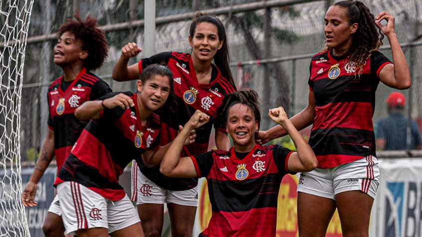 Flamengo anuncia projeto para melhorar investimento na formação do futebol feminino