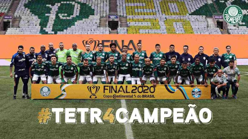 Palmeiras Tetra