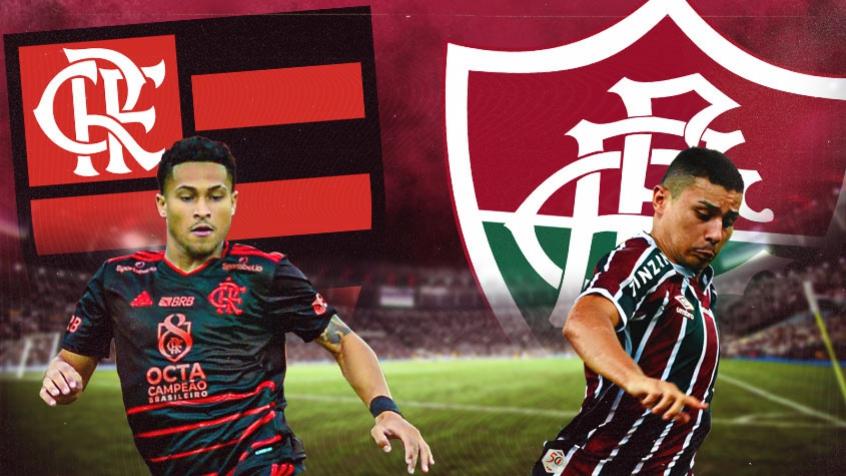João Gomes e André farão duelo à parte de protagonistas silenciosos de Flamengo e Fluminense