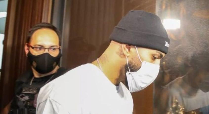 Gabigol é denunciado pelo MP de São Paulo por crime contra saúde pública